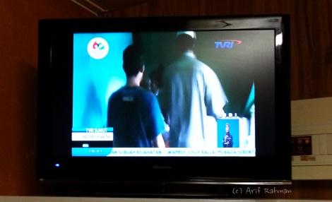 Program TVRI yang ada di televisi Australia