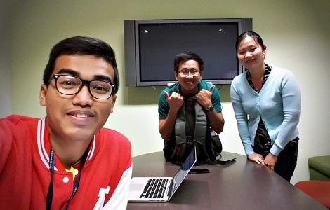 Belajar dan narsis bersama di learning room