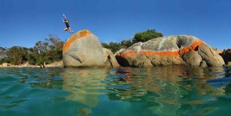 Bridport beach Tasmania (Source: http://www.bridportholidaypark.com.au/attractions)
